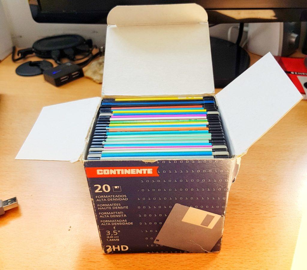 Disk 1.44 mb 3.5