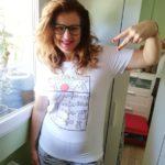 Pragmatic Agile Coach. Camiseta Chica