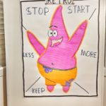 Patrick Star. Scrum retrospective