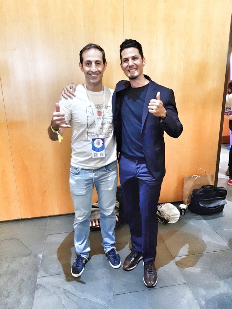 Antonio Palomares y Carlos Ble