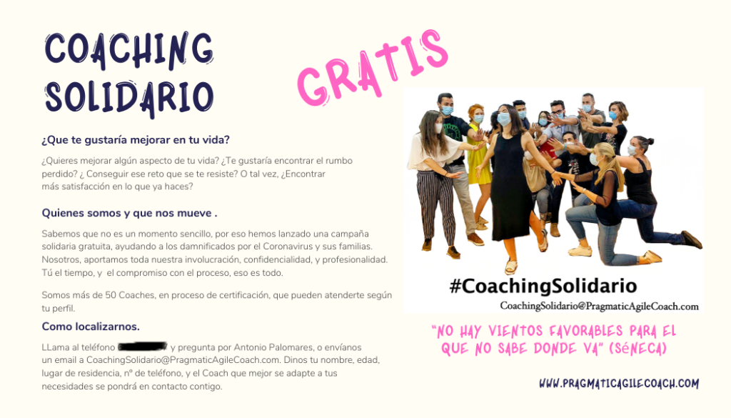 Coaching Solidario Gratis