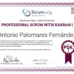 Professional Scrum With Kanban I