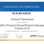 SAFe Product Owner/Product Manager Course (5.0)